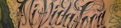 Тату надписи на испанском