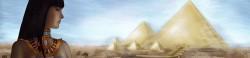 Тату пирамиды