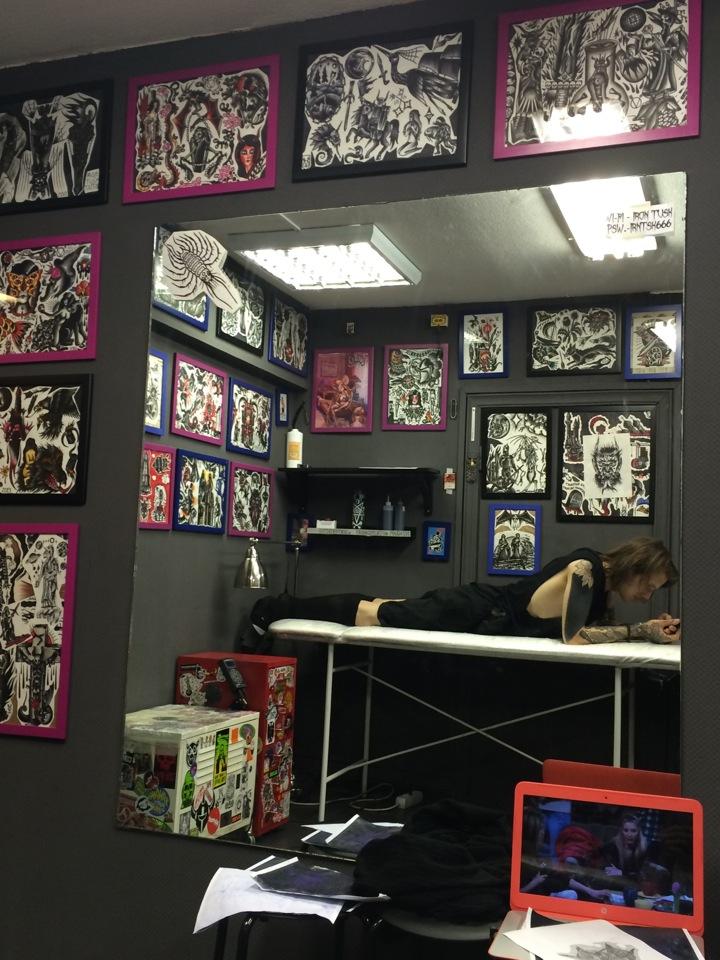 Тату салон Real Tattoo