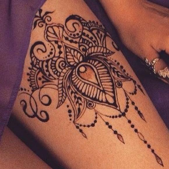 Татуировки для девушек: фото и