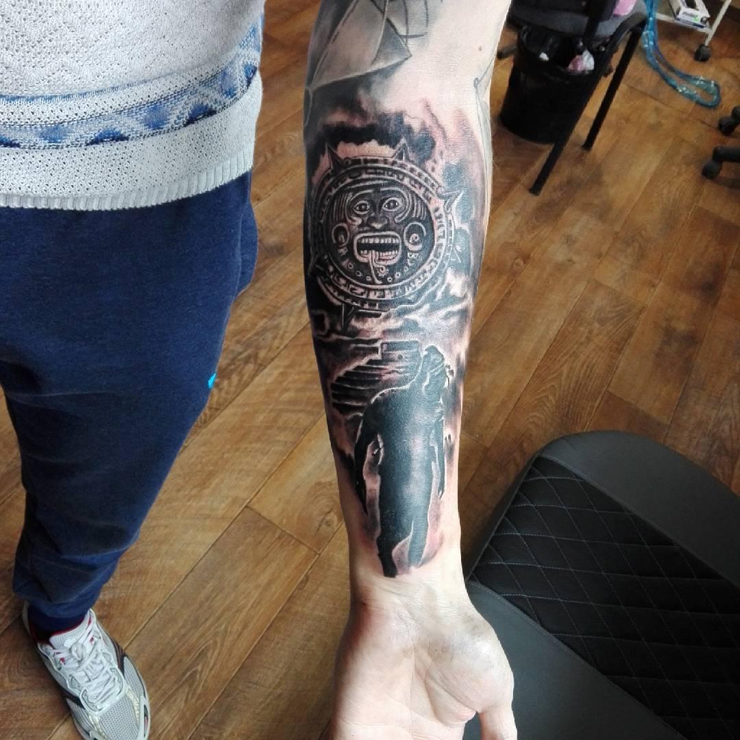 Татуировки 2018 мужские фото