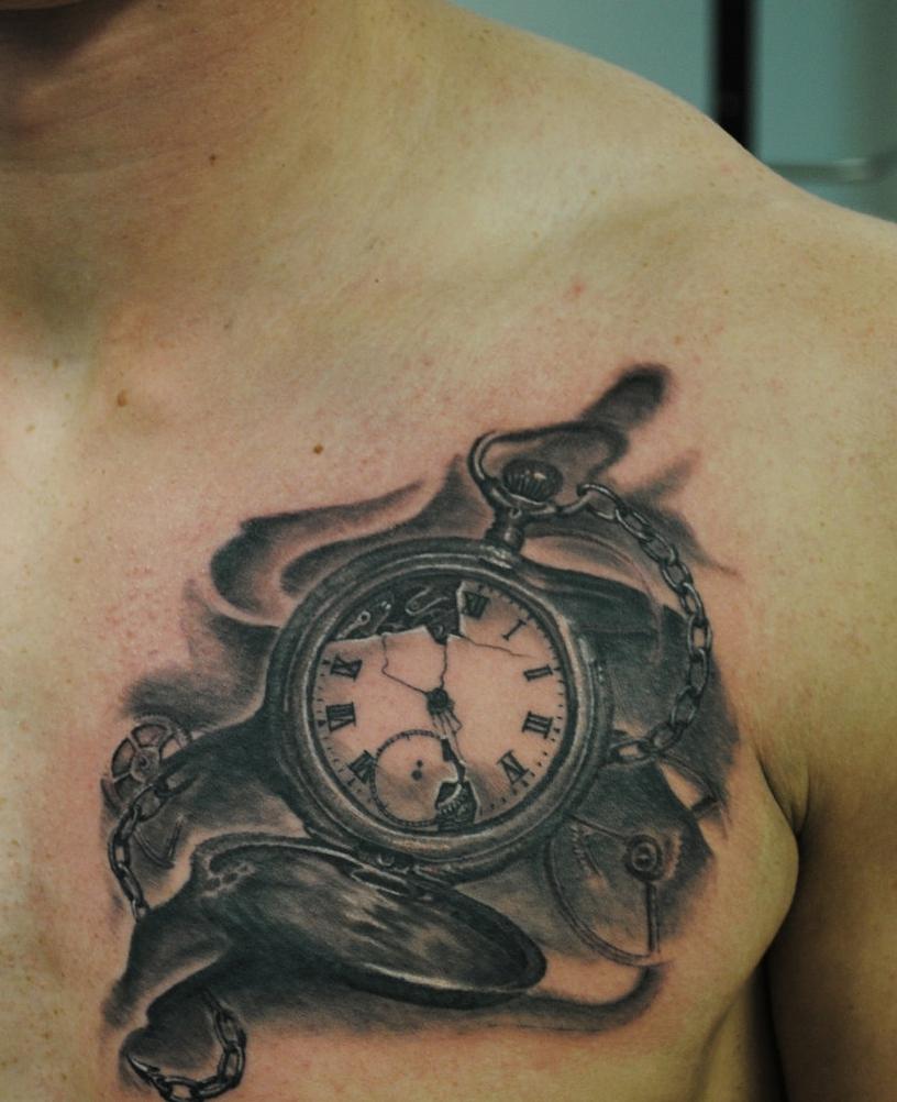 туту значение часов с перепутанным циферблатом