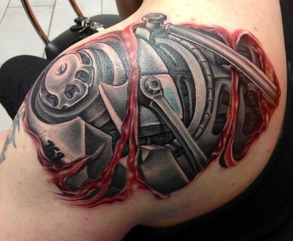 Сайт о татуировках. Актуальные фото татуировок, темы, стили, значения тату, каталог идей для татуировок. Новости мира tattoo.