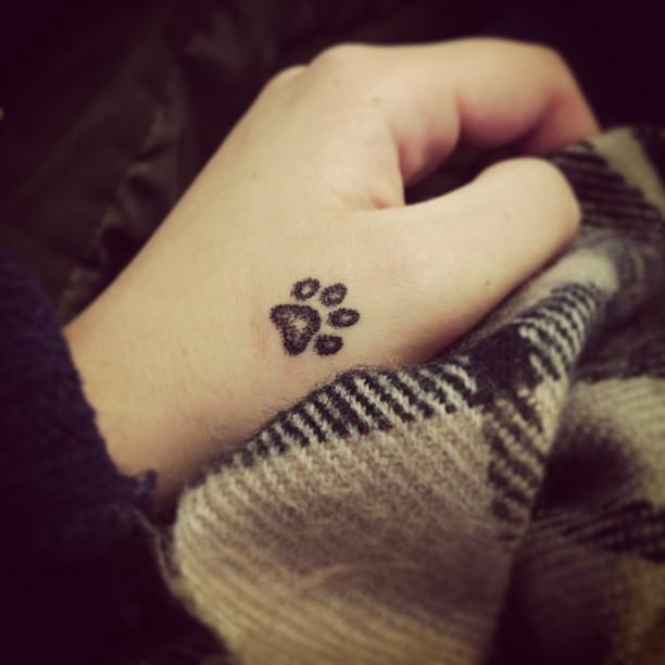 Cute girl tumblr tattoos