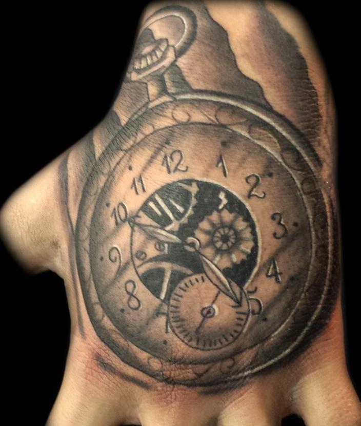 картинки татуировки кисти
