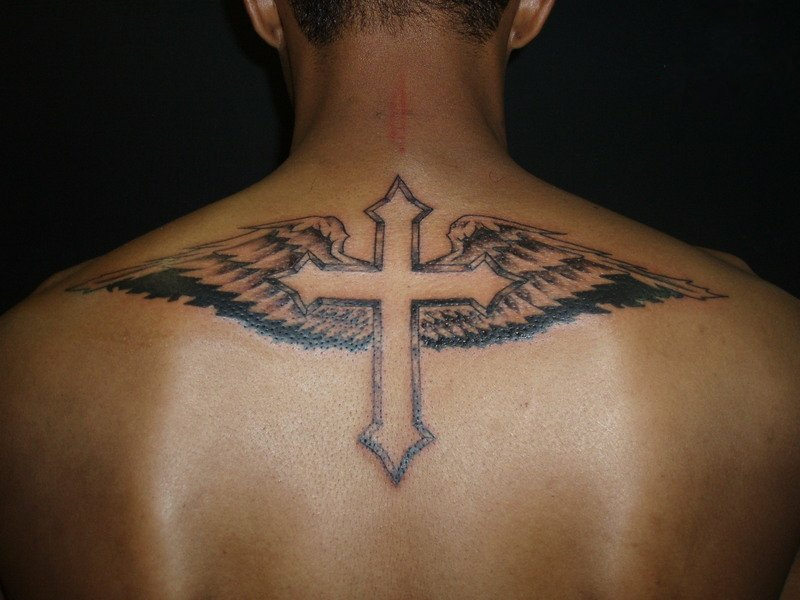 картинки тату на спине