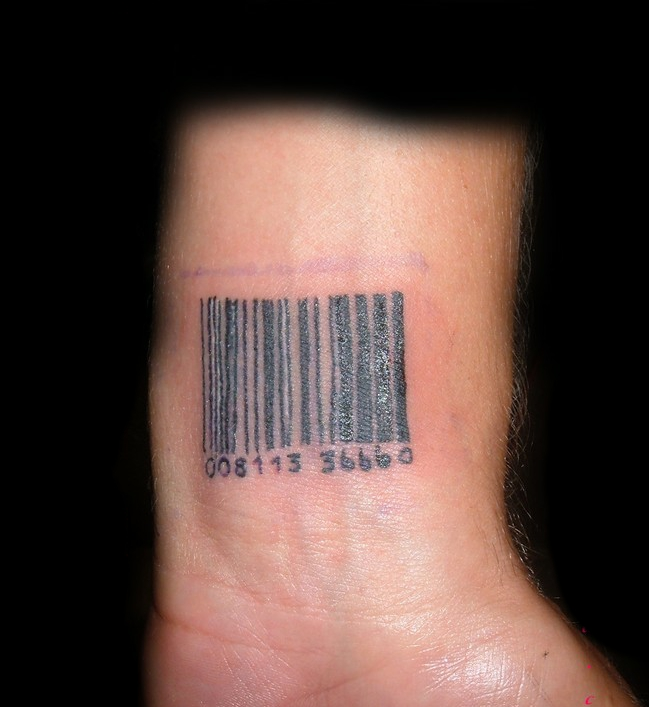 Татуировки на запястье, мужские и женские тату, фото
