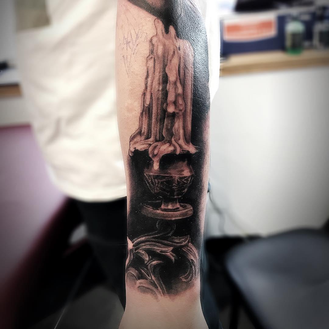 Фото татуировок татуировка на руке 2