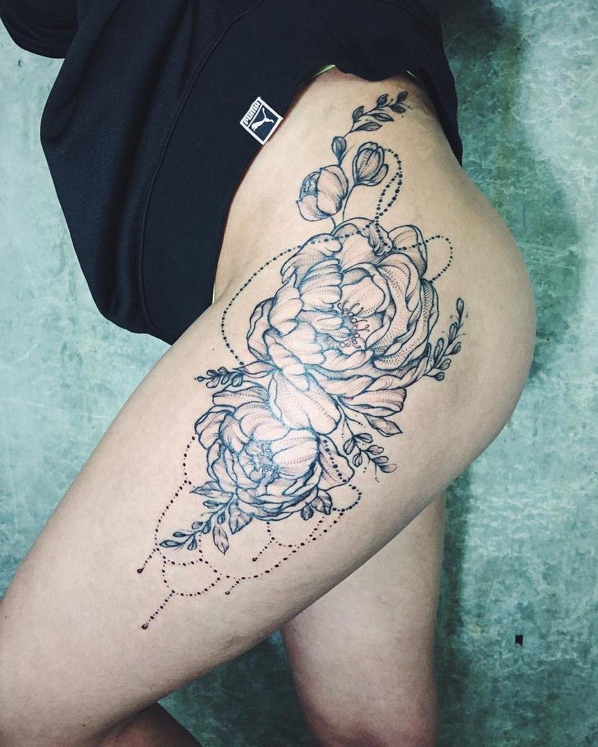 Тату пион значение 100 фото татуировки эскизы