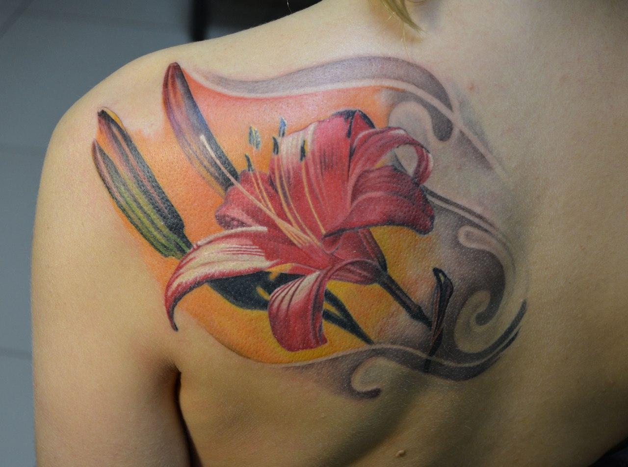 50 идей для маленьких красивых татуировок для девушек 50