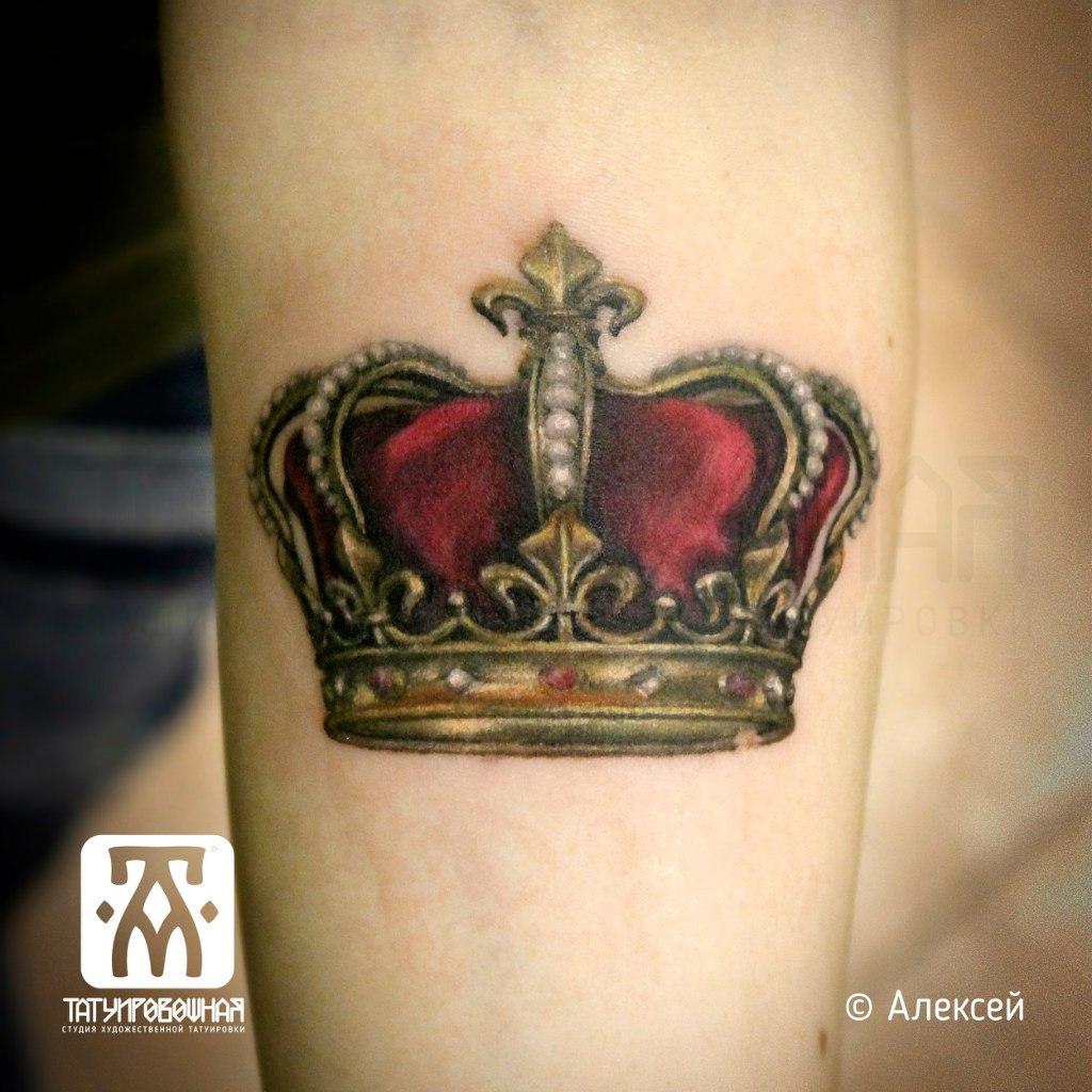Татуировки с коронами - Фото татуировок - Татуировки 18