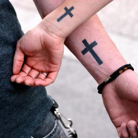 Что означают на ладони крестики маленькие и большие