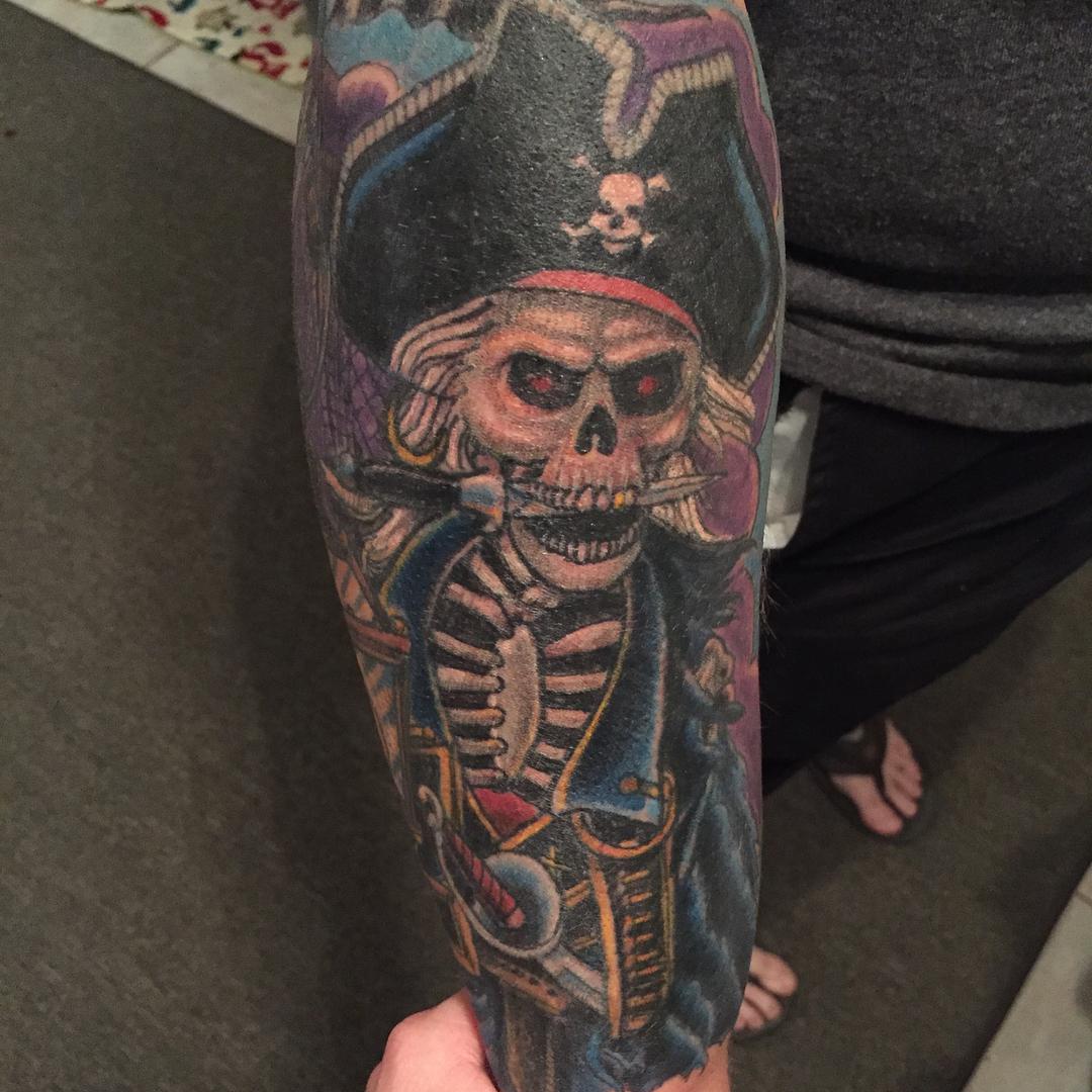 некоторых собак фото татуировок пиратов вижу, как успешные