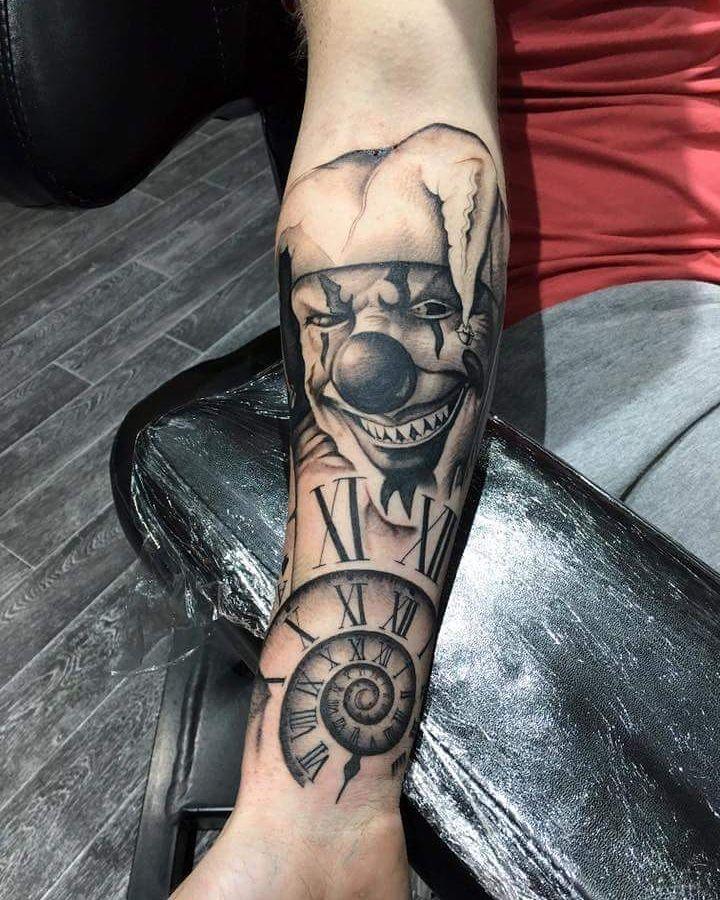 рыбнадзор бдительно фото объемных татуировок на предплечье полчаса