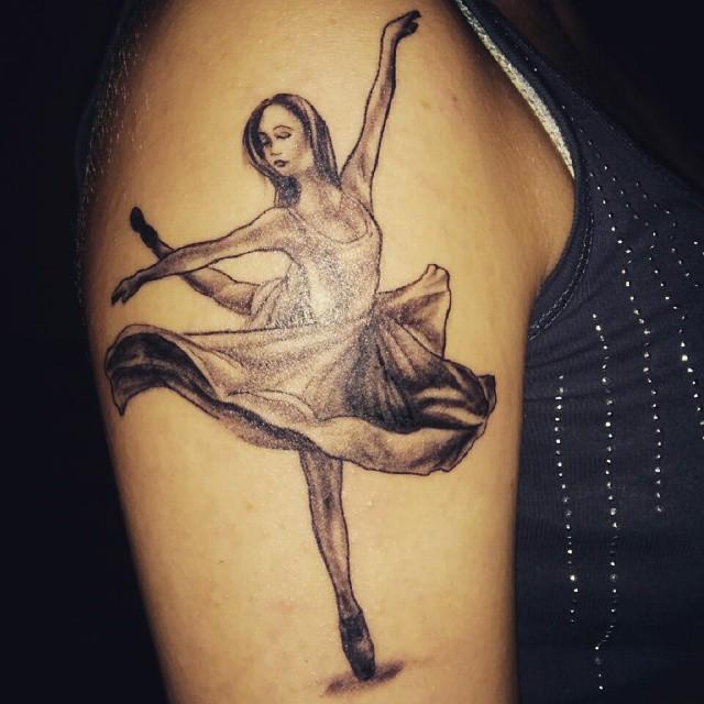 вести картинки тату балерин второй мировой войной