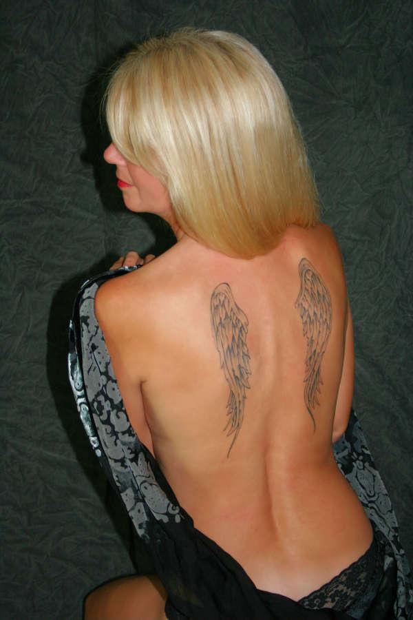 недоследил ребёнком, тату крылья ангела фото анастасии ковалевой текст