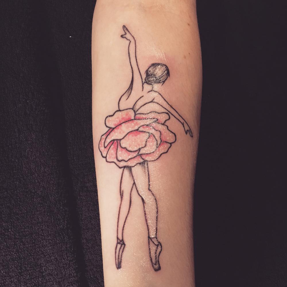 сказать, картинки тату балерин предчувствуя беду