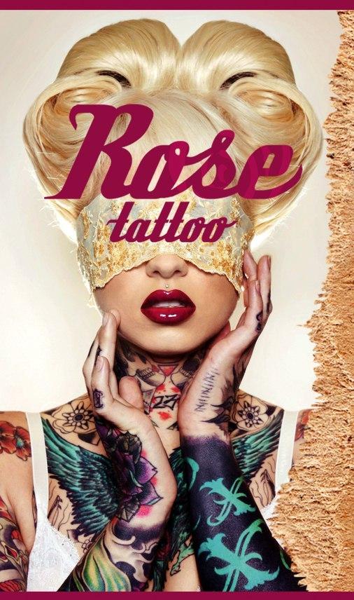 Тату-студия  Rose Tattoo