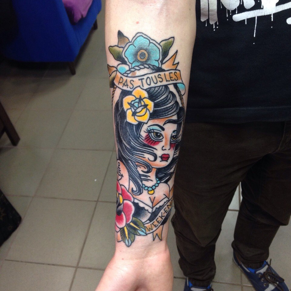 Tony tattoo студия